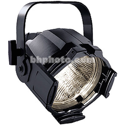 ETC Source Four 750 Watt PAR with Enhanced Aluminum Reflector, Edison Plug - Black (115-240V AC)