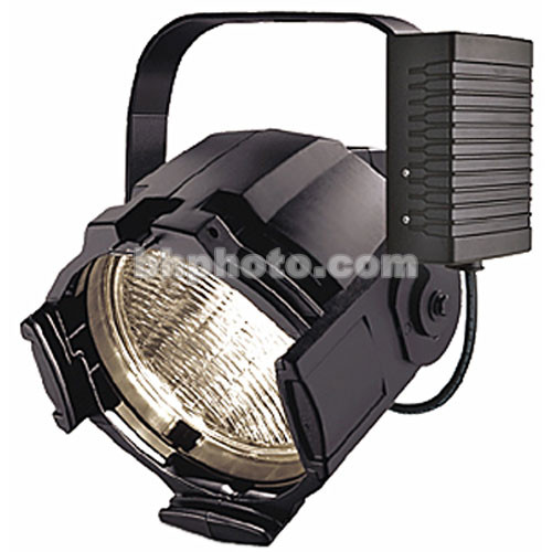 ETC Source 4 150W HID PAR, Black, 15A Twist-Lock (115-240V)
