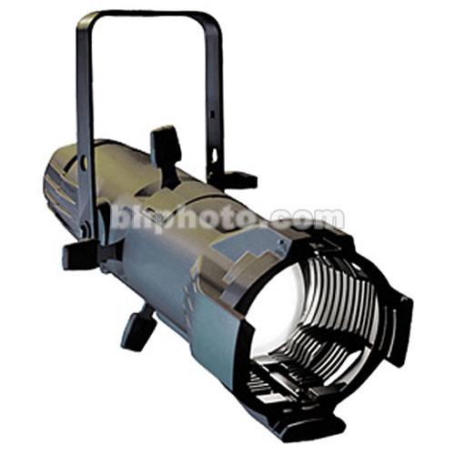 ETC Source Four Junior 575 Watt Ellipsoidal Spotlight, Black, 20 Amp Twist Lock - 50 Degrees (115-240V AC)