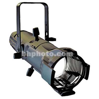 ETC Source Four Junior Zoom 575W Ellipsoidal Spotlight, Black, Stage Pin - 25-50 Degree (115-240V AC)