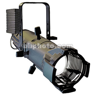 ETC Source 4 HID Jr 150W Ellipsoidal, Black, 20A Twist-Lock, 50 Deg (115-240V)