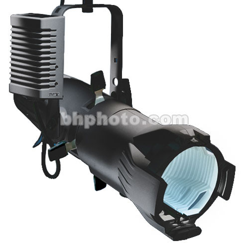 ETC Source 4 HID 25-50 Deg Jr Zoom Ellipsoidal Twist-Lock Black (115-240V)
