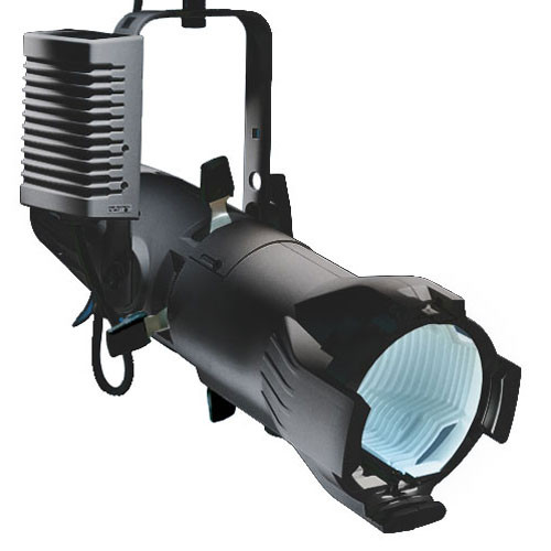 ETC Source 4 HID 25-50 Deg Jr Zoom Ellipsoidal Pigtail White (115-240V)