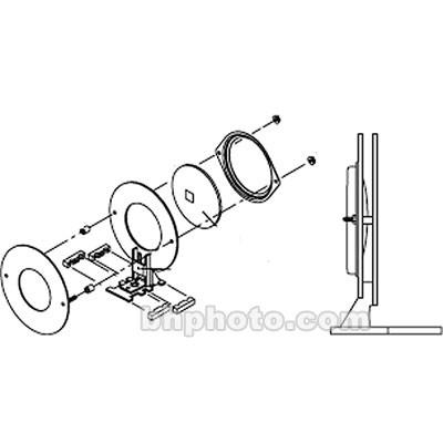 ETC Rear Lens Assembly for Source 4 Jr Zoom Ellipsoidal Spotlights