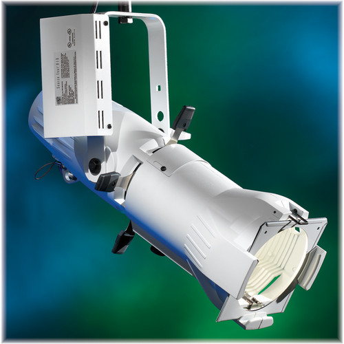 ETC Source Four HID jr Zoom Spotlight - Pigtail (White)