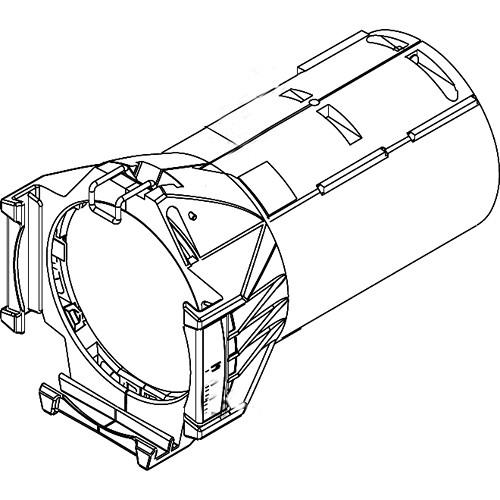 ETC 7460A2008-1 50° EDLT Lens Tube (White)