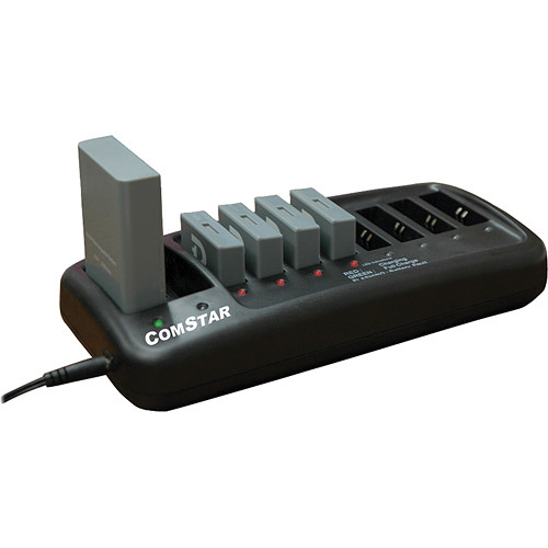 Eartec CH-CS28PEU Multiport Desktop Charger