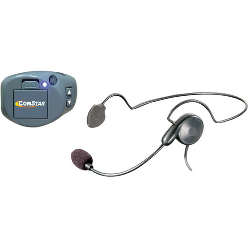 Eartec ComPAK Com-Center and Cyber Headset System (1 Piece)