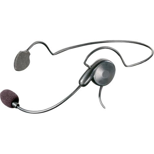 Eartec Cyber Behind-the-Neck Single-Ear Headset for ComPak Beltpack Radio (CS)