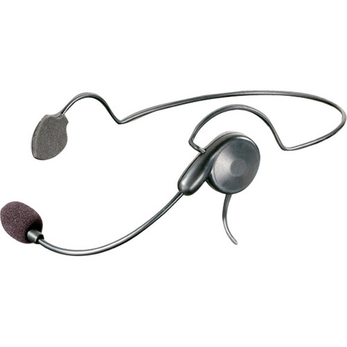 Eartec Cyber Behind-the-Neck Single-Ear Headset for ComPak Beltpack Radio (CS)