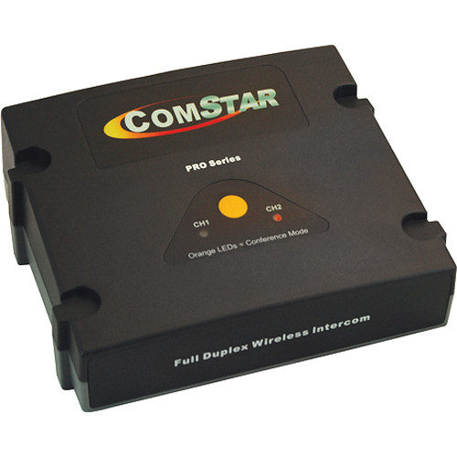 Eartec COMSTAR Com-Center Full Duplex Wireless Base Station