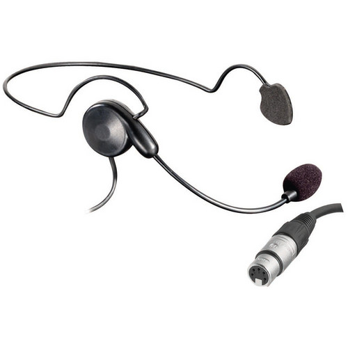 Eartec Cyber Behind-the-Neck Communication Headset (5-Pin XLR-F)