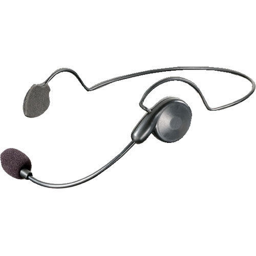 Eartec Cyber Behind-the-Neck Single-Ear Headset (Digicom/Hybrid)