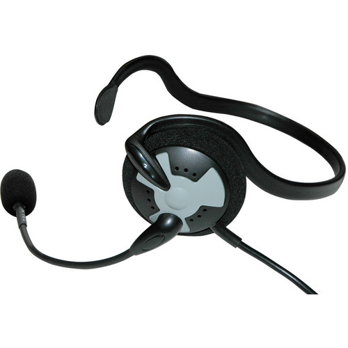 Eartec Fusion Behind-the-Neck Intercom Headset (TCx/Digicom Hybrid)