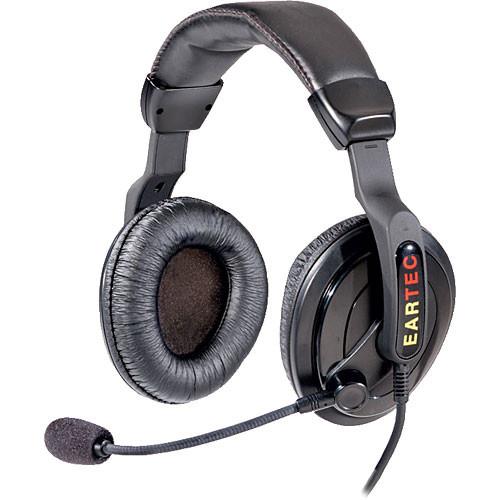 Eartec ProLine Double-Ear Communication Headset (Digicom/TCX Hybrid)