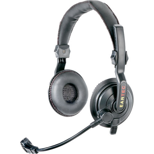 Eartec SlimLine Double-Ear Headset (Digicom/TCX Hybrid)