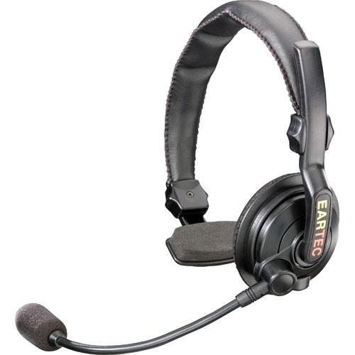 Eartec SlimLine Single-Ear Headset (Digicom/Hybrid)