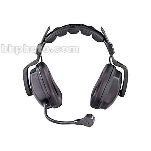 Eartec Ultra Heavy-Duty Dual-Ear Headset (Digicom/TCX Hybrid)
