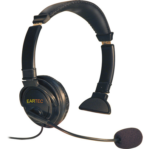 Eartec Lazer Single-Ear Intercom Headset (Simultalk 24G)