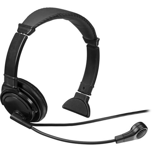 Eartec Lazer Single-Ear Intercom Headset (4-Pin XLR-M)