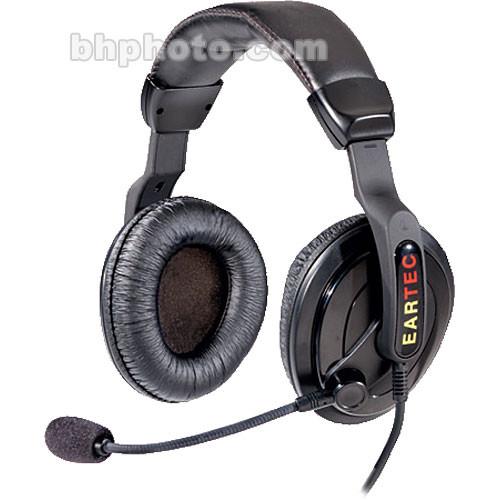 Eartec ProLine Double-Ear Communication Headset (Clear-Com/Telex)