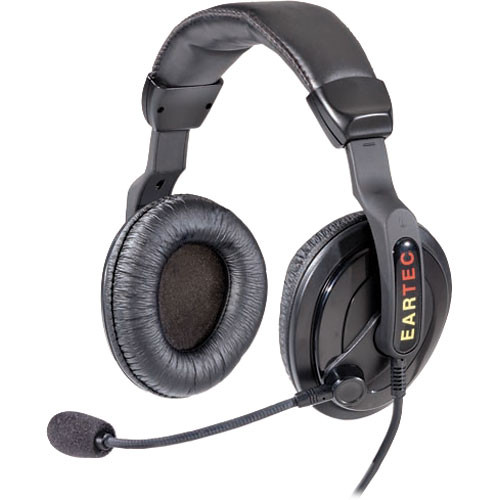 Eartec ProLine Double Headset for MC-1000 Competitor 2-Way Radio