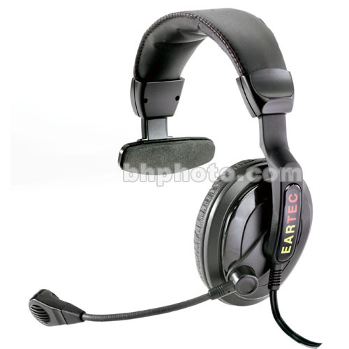 Eartec ProLine Single-Ear Communication Headset (TD-900)