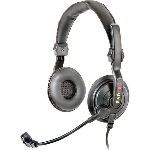 Eartec SlimLine Double Headset for MC-1000 Competitor 2-Way Radio
