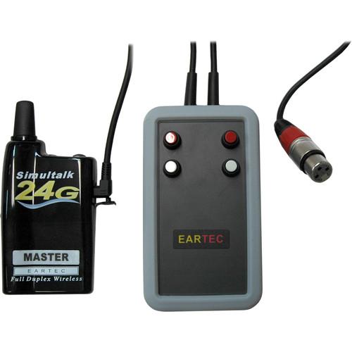 Eartec SLTi Interface for Simultalk 24G (Telex)