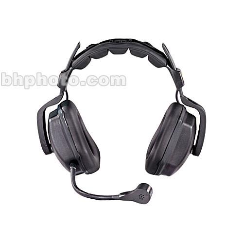 Eartec Ultra Heavy-Duty Dual-Ear Headset (Clear-Com/Telex)
