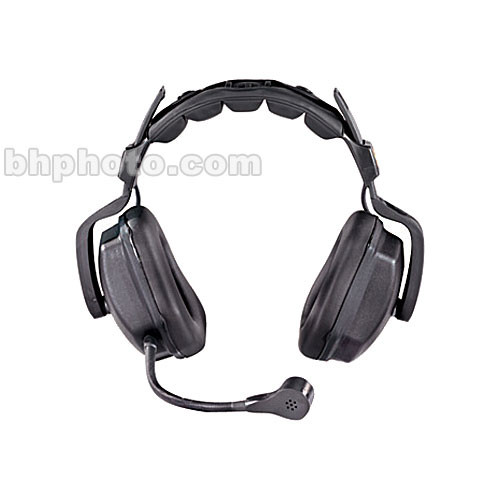Eartec Ultra Heavy-Duty Dual-Ear Headset (Telex)