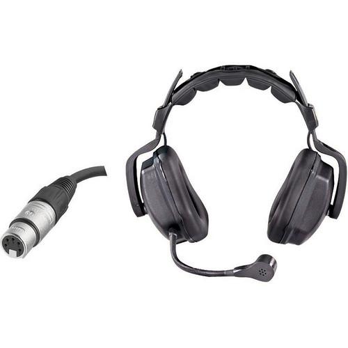 Eartec Ultra Double Around-Ear Intercom Headset (5-Pin XLR-F)
