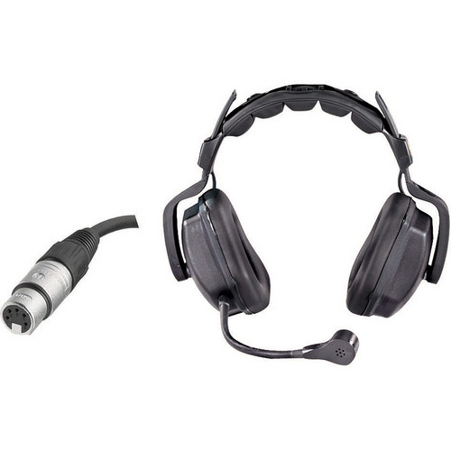 Eartec Ultra Double Around-Ear Intercom Headset (5-Pin XLR-F)