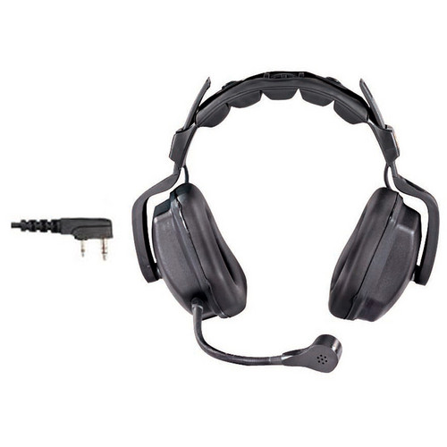 Eartec Ultra Double Around-Ear Intercom Headset (Kenwood)