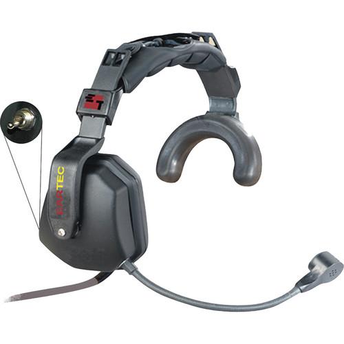 Eartec Ultra Heavy-Duty Single-Ear Headset (TCS)