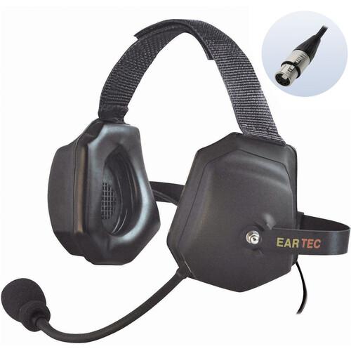 Eartec XTreme Professional Intercom Headset (5-Pin XLR-F)