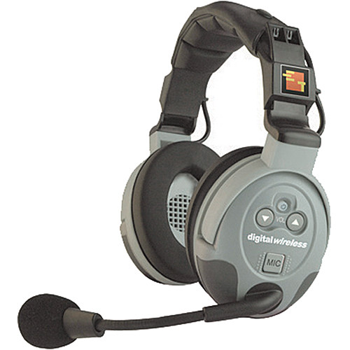 Eartec COMSTAR Double Headset (European)