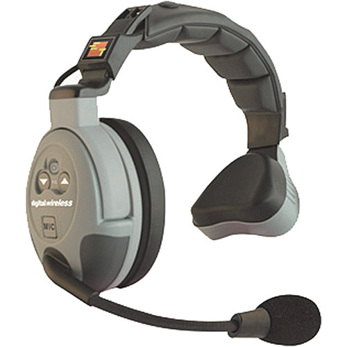 Eartec COMSTAR Single Headset (Australian)