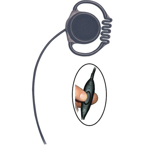 Eartec Loop Inline PTT Headset for SC-1000 Radio Transceiver