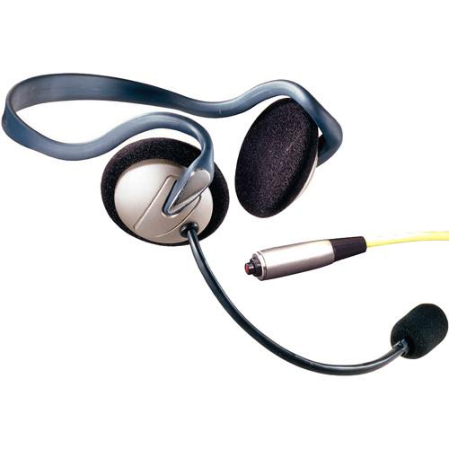 Eartec Monarch Pendant PTT Headset for SC-1000 Radio Transceiver