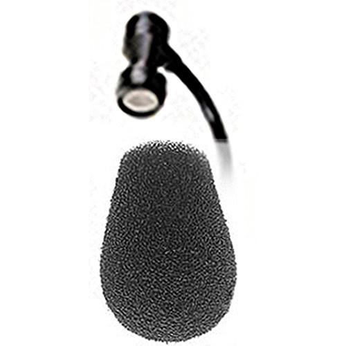 Earthworks PW1 Foam Teardrop Windscreen for Periscope Mics (Black)