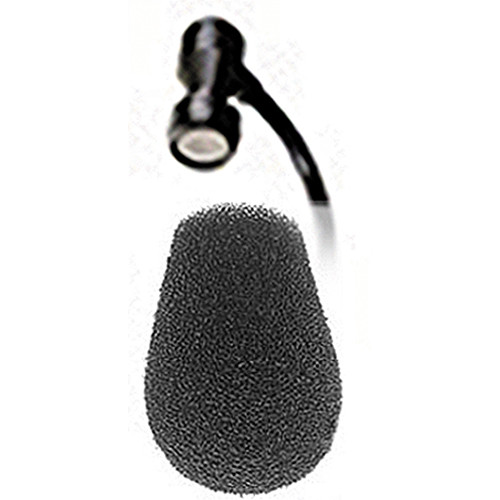 Earthworks PW1 Foam Teardrop Windscreen for Periscope Mics (White)