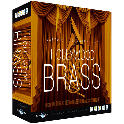 EastWest Hollywood Brass Diamond Edition - Virtual Instrument (License)