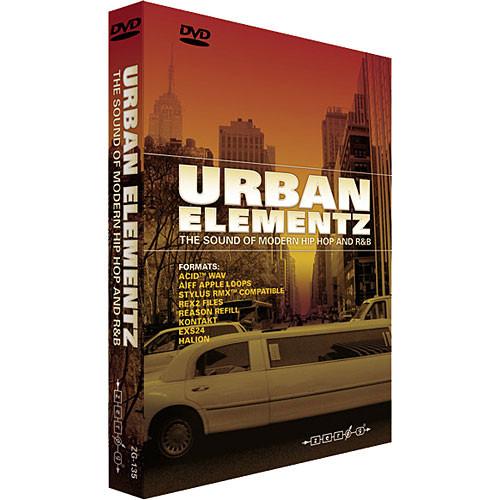 Zero-G Sample DVD: Urban Elementz