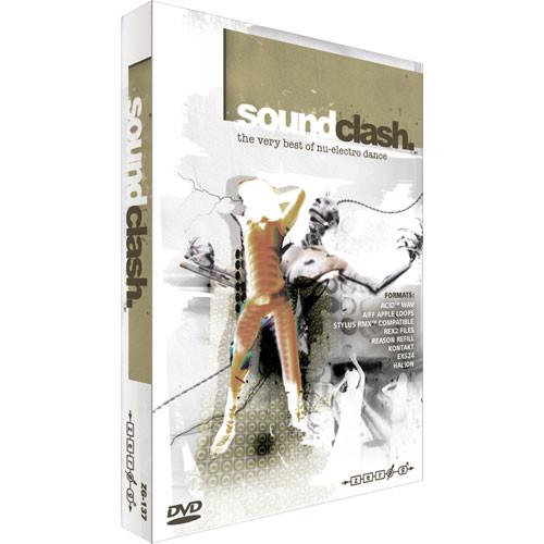 Zero-G Sample CD: Soundclash