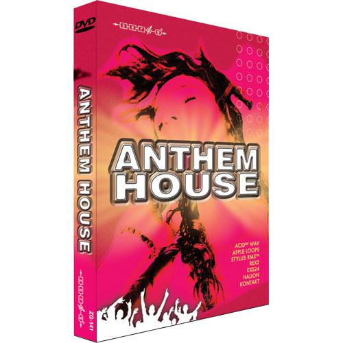 Zero-G Sample DVD: Anthem House