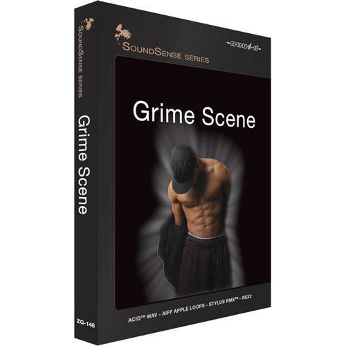 Zero-G SoundSense Grime Scene