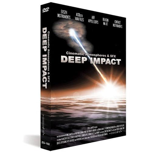 Zero-G Deep Impact - Cinematic Atmospheres and SFX