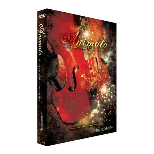 Zero-G Animato - String and Flute FX for Cinema
