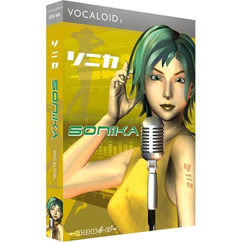 Zero-G Vocaloid 2 SONIKA